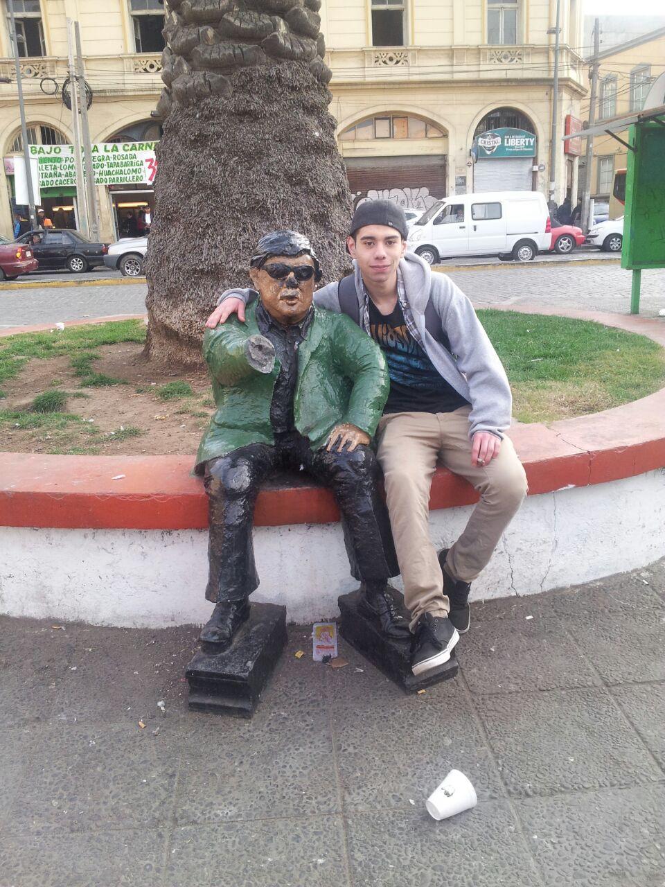 Plaza Echaurren
