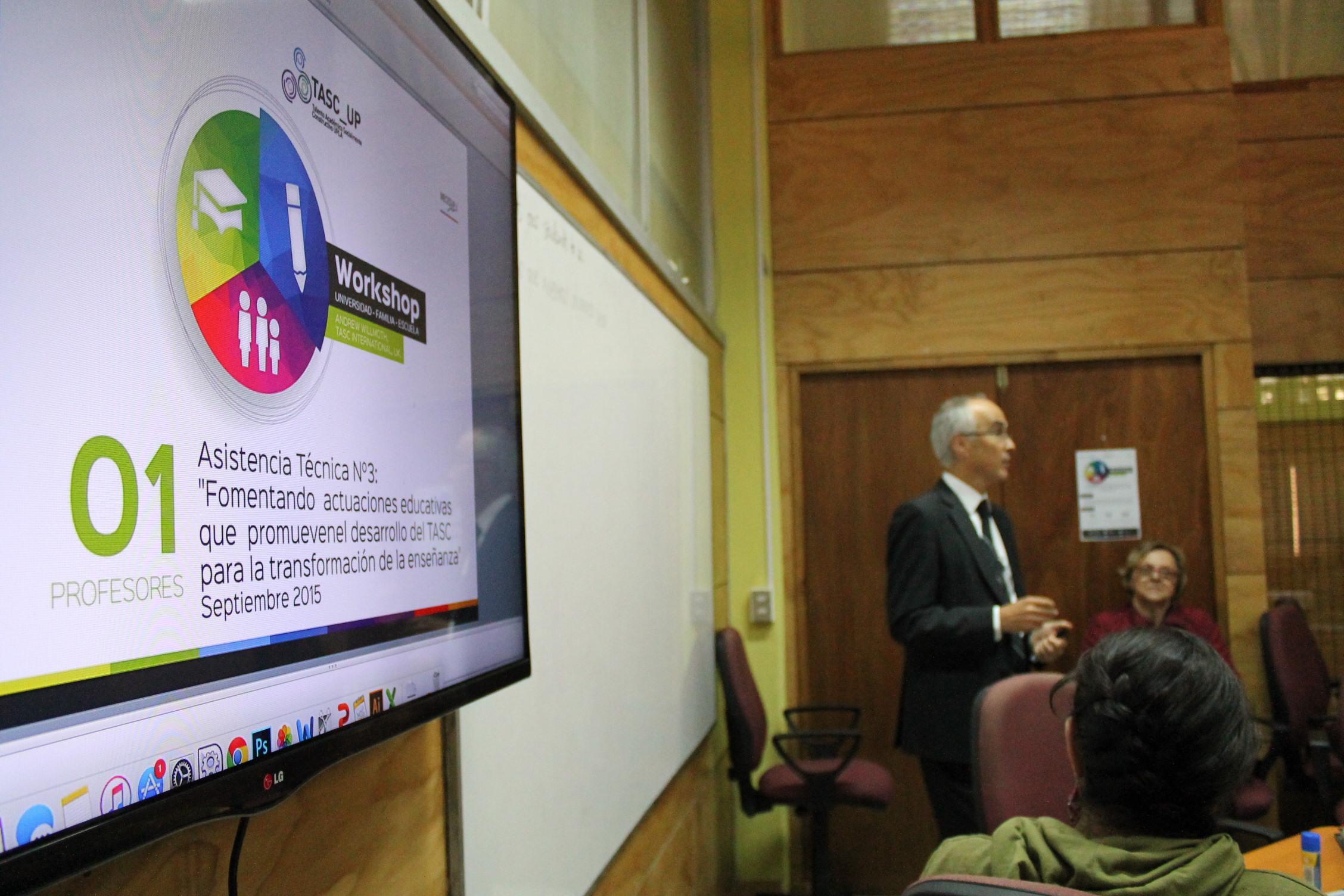 Presentacion Workshop