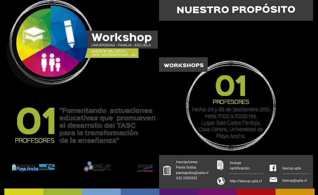 Workshop de Profesores