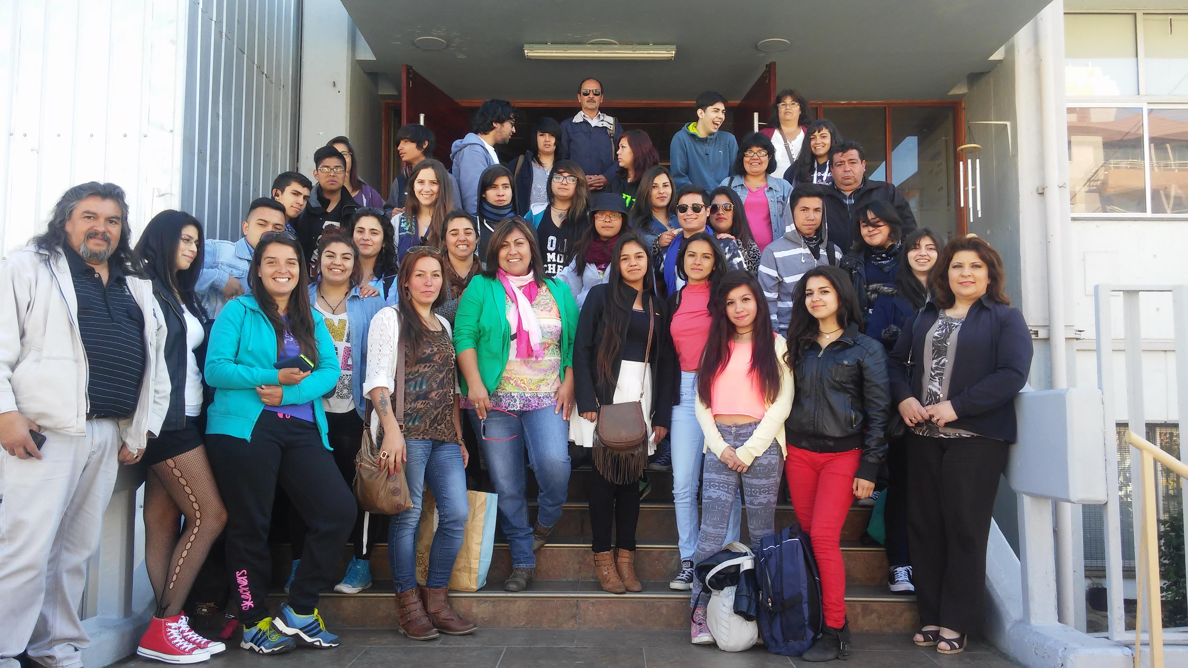 Grupo Viaje a Tololo