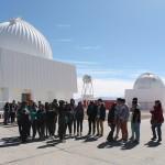 Bienvenida Observatorio Cerro El Tololo