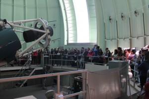 En el Observatorio
