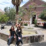 Dialogando con la ciudad Ruta Gabriela Mistral