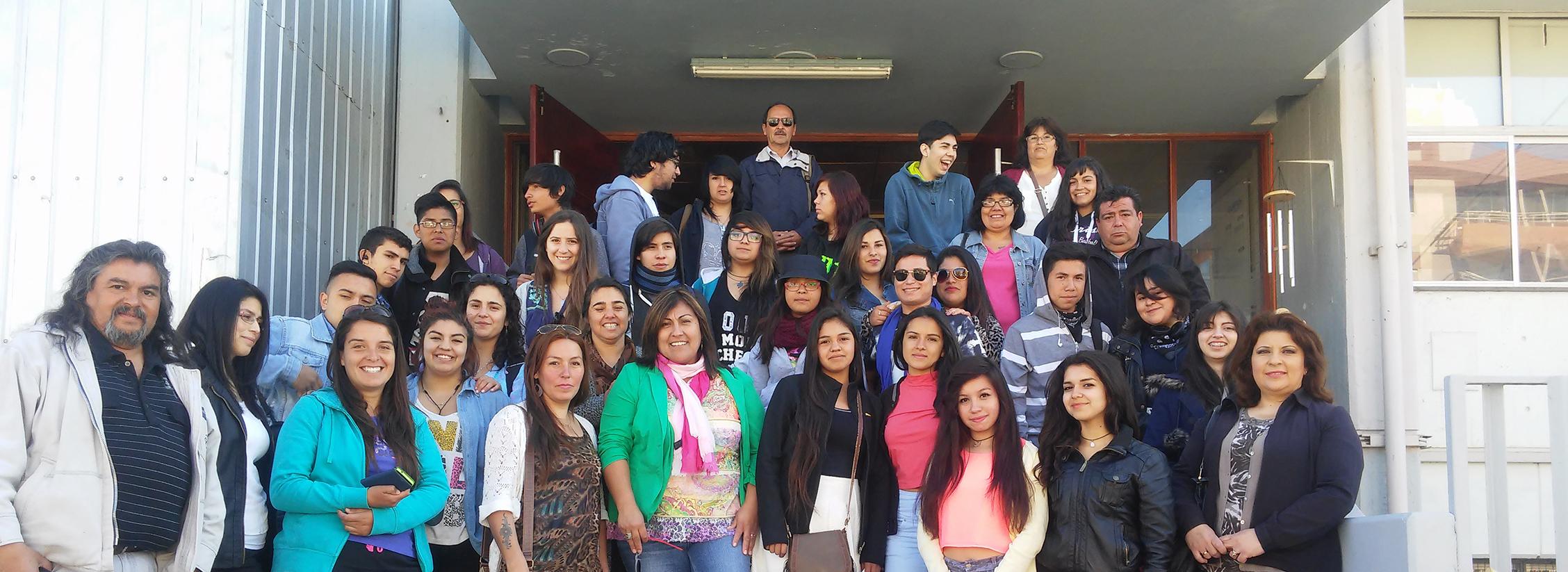 Segunda Visita Guiada Observatorio Interamericano Cerro El Tololo